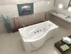 ванна Bas