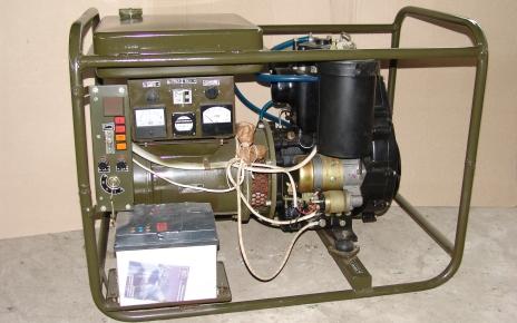 Дизель-генератор АД-6