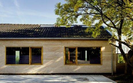 Дом из костробетона