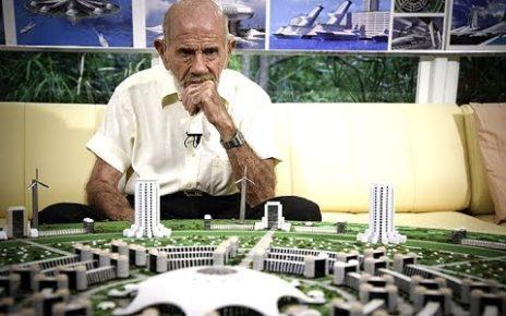 Город будущего от Жака Фреско