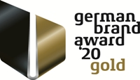 German Brand Award 20 Gold