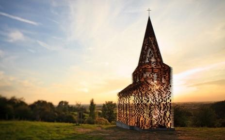 Прозоачная церковь Z-OUT