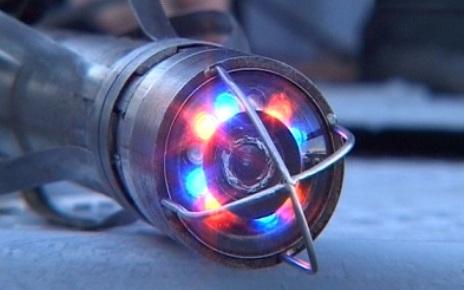 Установка глубинной лазерной видеосъемки