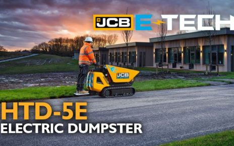 JCB Electric HTD-5E