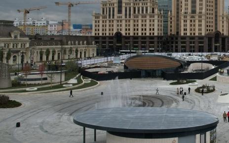 Paveletskaya square 01