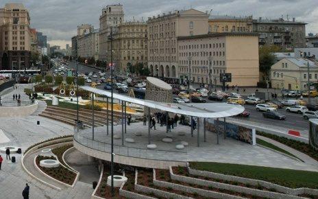 Paveletskaya square